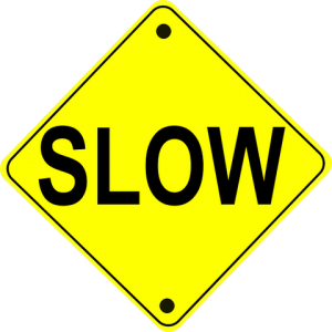 Warning wordPress sign